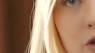 Horny vixen teen Lily Rader gets fucked by stepdad