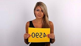 Czech model casting for 21yo Eliska
