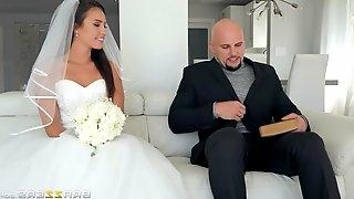 Bride Kelsi Gets Fucked By Long Dick Of JMac