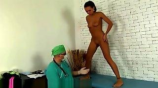 Jenia medical exam