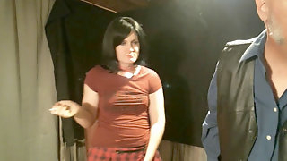 Sissy Tgirl Sophie and father blooper reel