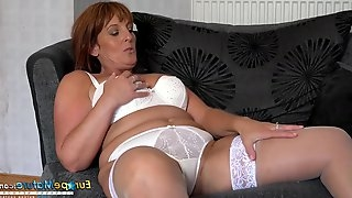 Solo mature masturbation with using of sex toys in huge compilaton