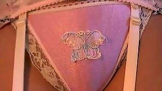 Pink Girdle Nylon Pants
